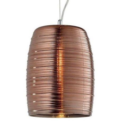 Gobi  Lampa wisząca – Styl nowoczesny – kolor miedź