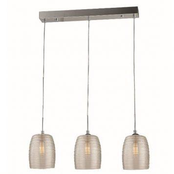 Gobi  Lampa wisząca – szklane – kolor transparentny