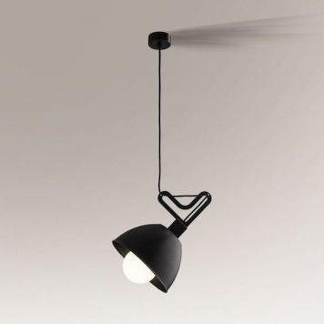 Gobo Lampa wisząca – Styl nowoczesny – kolor Czarny