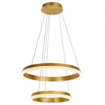 Golden  Lampa wisząca – Lampy i oświetlenie LED – kolor złoty