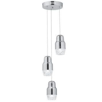Gord Lampa wisząca – Styl nowoczesny – kolor srebrny