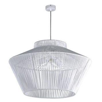 Goya  Lampa wisząca – Styl nowoczesny – kolor biały
