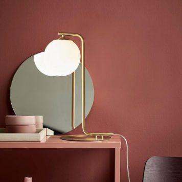 Grant Lampa nowoczesna – Styl nowoczesny – kolor złoty