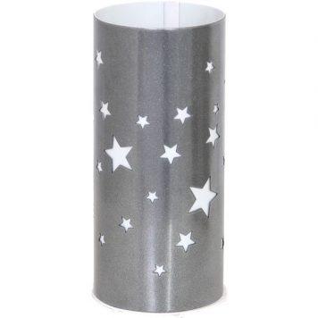 Gwiazdy  Lampa stołowa – kolor srebrny