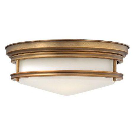 Hadley Lampa sufitowa – Plafony – kolor brązowy