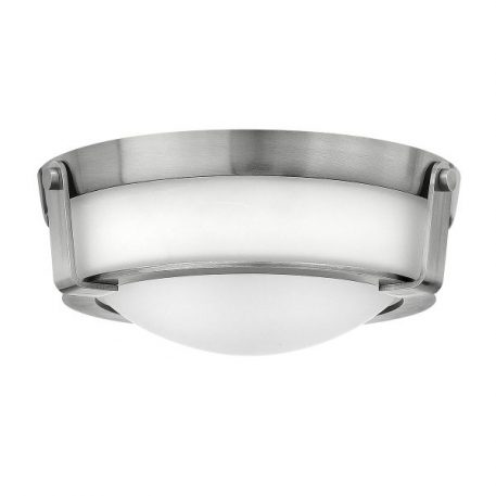 Hathaway Plafon – klasyczny – kolor biały, srebrny