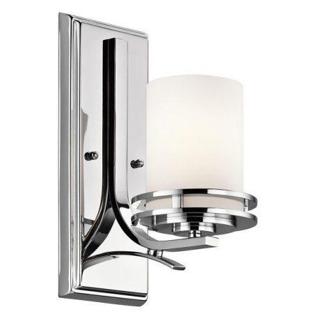 Hendrik  Lampa nowoczesna – Styl nowoczesny – kolor biały, srebrny
