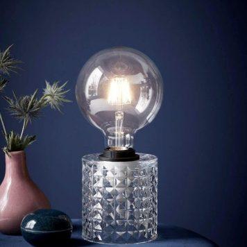 Hollywood  Lampa nowoczesna – Styl nowoczesny – kolor transparentny