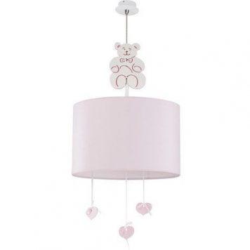Honey  Lampa wisząca – kolor różowy