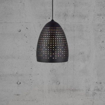 Houston  Lampa wisząca – Styl nowoczesny – kolor Czarny