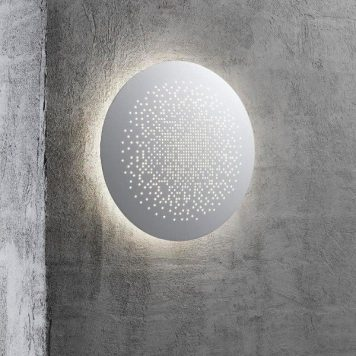 Hunt 26 Lampa zewnętrzna – Styl nowoczesny – kolor biały