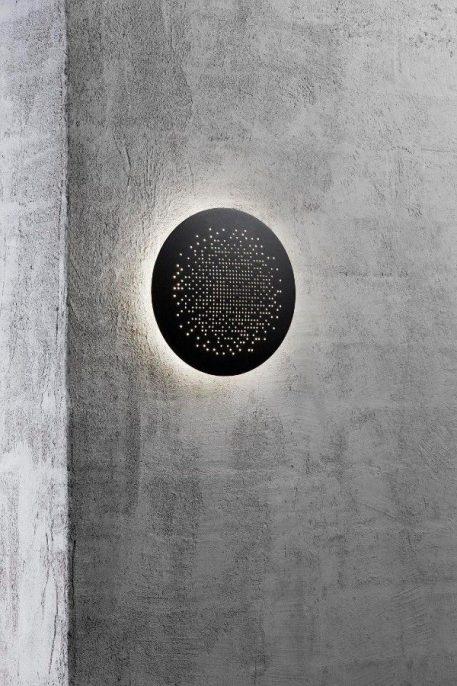 Hunt Lampa zewnętrzna – Styl nowoczesny – kolor Czarny