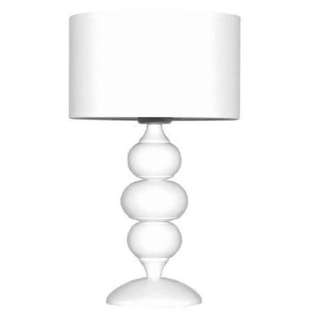 Ibis Lampa nowoczesna – Z abażurem – kolor biały
