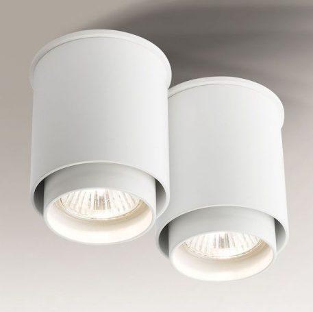 Iga Lampa sufitowa – kolor biały