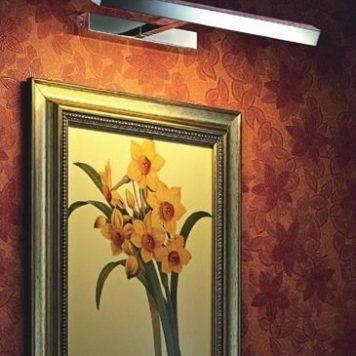 Impress Lampa nowoczesna – Lampy i oświetlenie LED – kolor srebrny