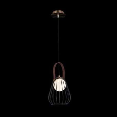Indiana Lampa wisząca – Styl skandynawski – kolor Czarny
