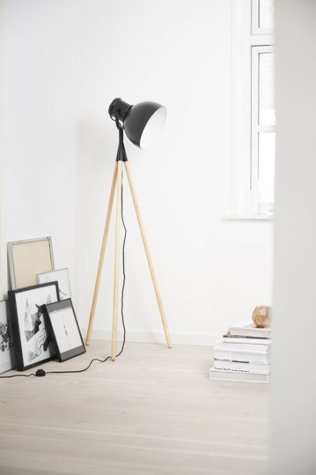 Industry Lampa podłogowa