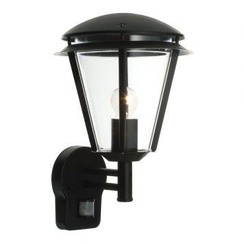 Inova  Lampa zewnętrzna – Styl nowoczesny – kolor mat, Czarny
