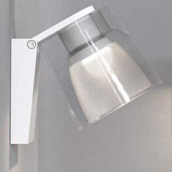 IP Lampa nowoczesna – Lampy i oświetlenie LED – kolor biały, transparentny