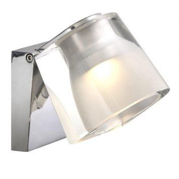 IP S12 Lampa nowoczesna – Styl nowoczesny – kolor srebrny, transparentny