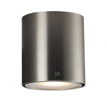 IP S4  Lampa zewnętrzna – Styl nowoczesny – kolor srebrny