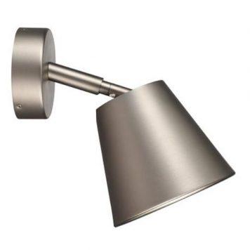 IP S6  Lampa nowoczesna – Styl nowoczesny – kolor srebrny
