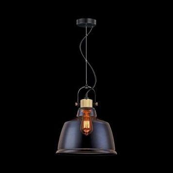 Irving  Lampa wisząca – szklane – kolor beżowy