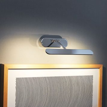 Jersey Lampa nowoczesna – Lampy i oświetlenie LED – kolor srebrny