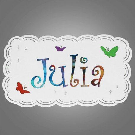 Julia  Kinkiet – kolor biały