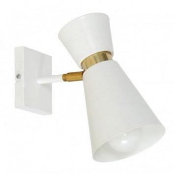 Kedar  Lampa nowoczesna – Styl nowoczesny – kolor biały