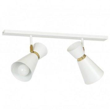 Kedar  Lampa sufitowa – Reflektory – kolor biały