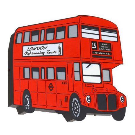 Kinkiet Autobus  do pokoju dziecięcego