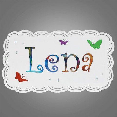 Kinkiet Lena  do pokoju dziecięcego