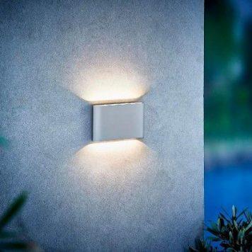 Kinver Lampa zewnętrzna – Styl nowoczesny – kolor biały