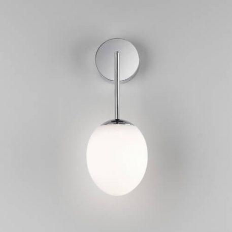 Kiwi Lampa nowoczesna – Styl nowoczesny – kolor biały, srebrny