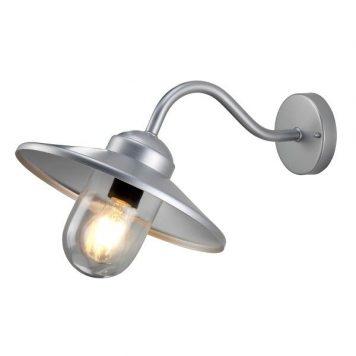 Klampenborg  Lampa zewnętrzna – Styl nowoczesny – kolor srebrny