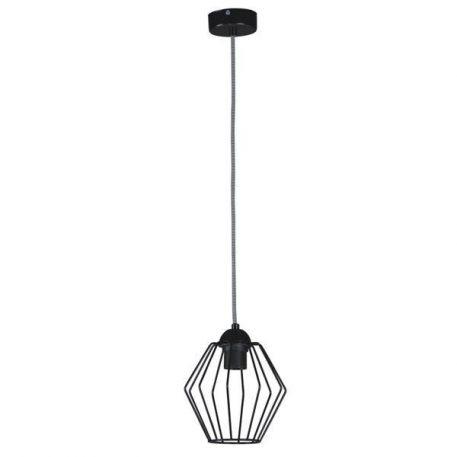 Kodak Lampa wisząca – industrialny – kolor Czarny