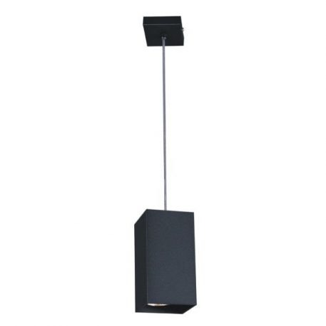 Kubik  Lampa wisząca – Styl nowoczesny – kolor Czarny