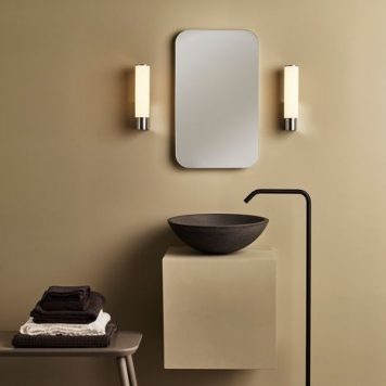 Kyoto  Lampa nowoczesna – Styl nowoczesny – kolor biały, srebrny