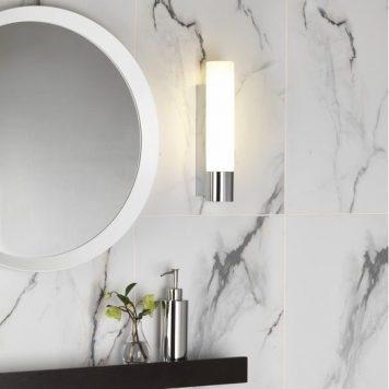 Kyoto Lampa nowoczesna – szklane – kolor biały, srebrny
