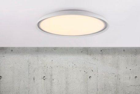 La Luna Plafon – Styl nowoczesny – kolor biały