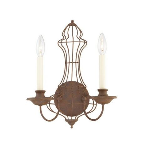 Laila  Lampa klasyczna – klasyczny – kolor brązowy