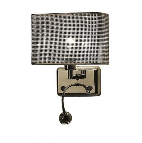 Lampa glamour Blink  do sypialni