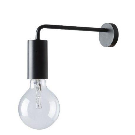 Lampa industrialna Cool  do sypialni
