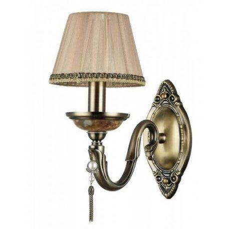 Lampa klasyczna Demitas do sypialni