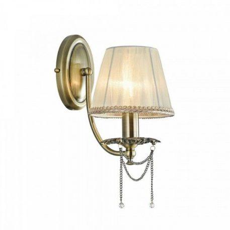 Lampa klasyczna klasyczny brązowy, mosiądz  - Salon
