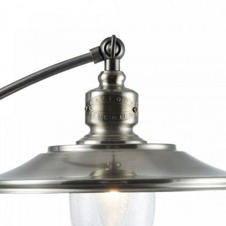 Lampa klasyczna klasyczny brązowy, srebrny  - Salon