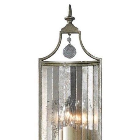 Lampa klasyczna klasyczny srebrny, złoty  - Salon