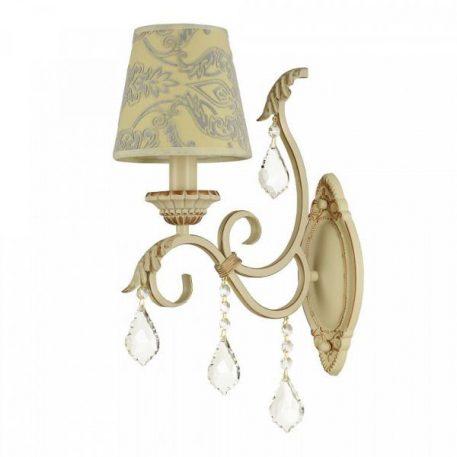 Lampa klasyczna Velvet  do sypialni