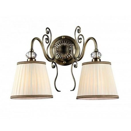 Lampa klasyczna Vintage  do sypialni